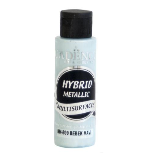 Hybrid Metallic AZUL BEBÉ 70ml