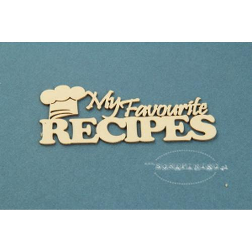 CHIPBOARD FAVORITE RECIPES