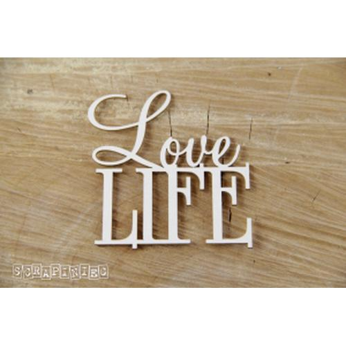 CHIPBOARD LOVE LIFE
