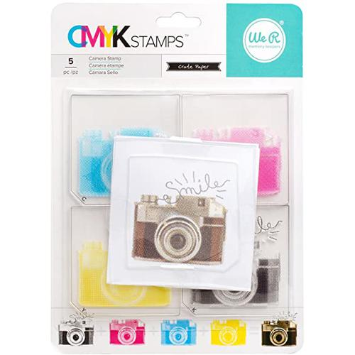 SELLO American Crafts 660545 Cámara We R Memory Keepers – CMYK