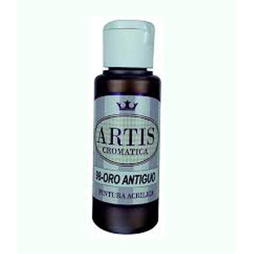 "ACRILICO ""ARTIS"" ORO ANTIGUO 60ml"