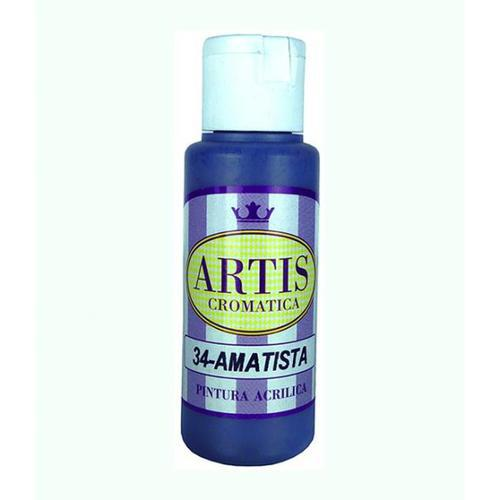 "ACRILICO ""ARTIS"" AMATISTA 60ml."