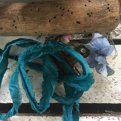 CINTA Azul-Old Fashion Ribbon