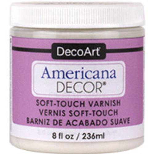 AMERICANA DECOR BARNIZ SOFT-TOUCH 236cc· ADM-03