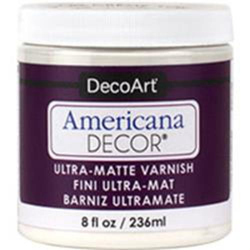 AMERICANA DECOR BARNIZ ULTRA MATE 236cc· ADM-04