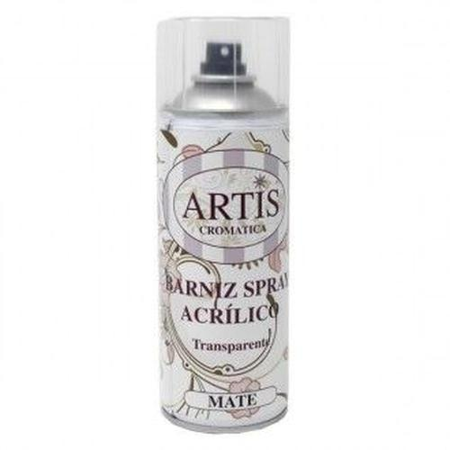 BARNIZ SPRAY MATE ACRÍLICO 400ML