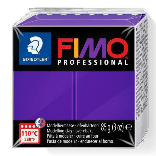 PASTA FIMO PROFESIONAL 85GR LILA 6