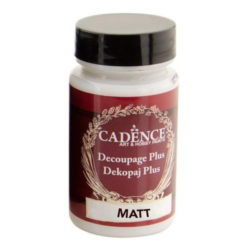 Decoupage Plus MATE CADENCE 90ml