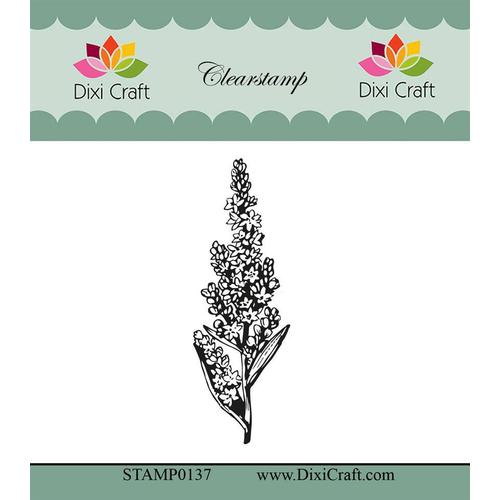 Sello transparente Dixi Craft Botanical Collection 3 (STAMP0137)
