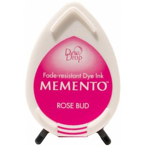 TINTA PERMANENTE MD-400 MEMENTO DEW DROP 12GR. ROSE BUD