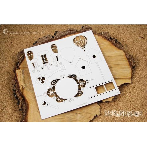 CHIPBOARD VARIADO
