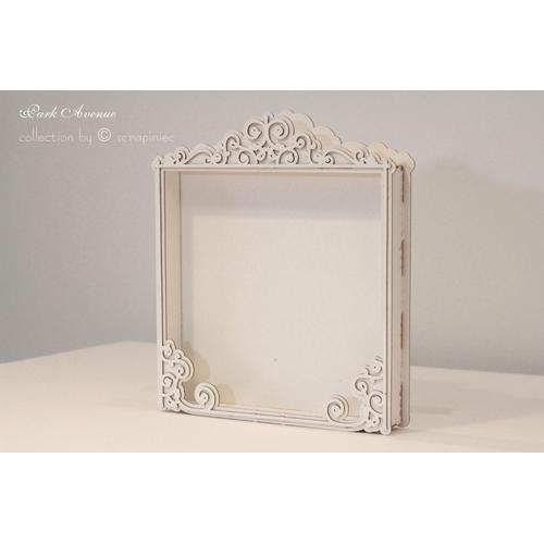 KIT SHADOWBOX PARK AVENUE 20X20 CM