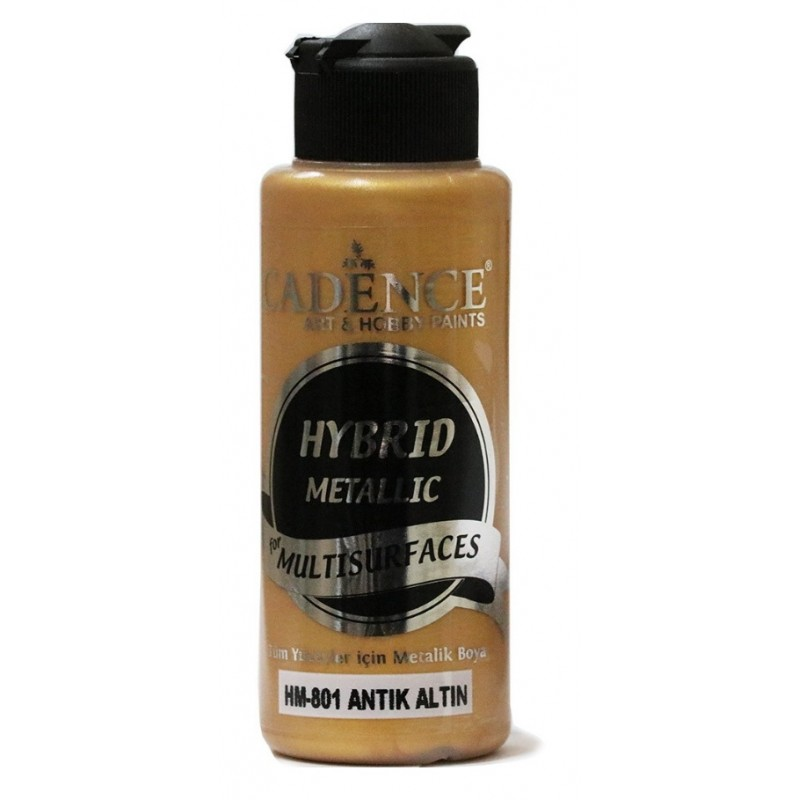 Hybrid Metallic ORO VIEJO 120ml