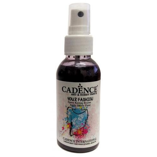 PINTURA SPRAY TEXTIL BERENJENA 100ML