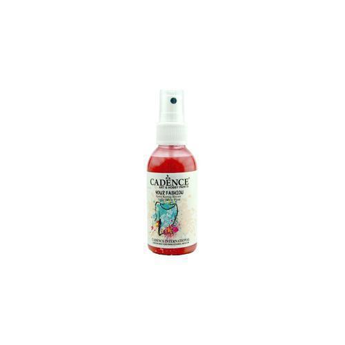 PINTURA SPRAY TEXTIL ESCARLATA 100ML