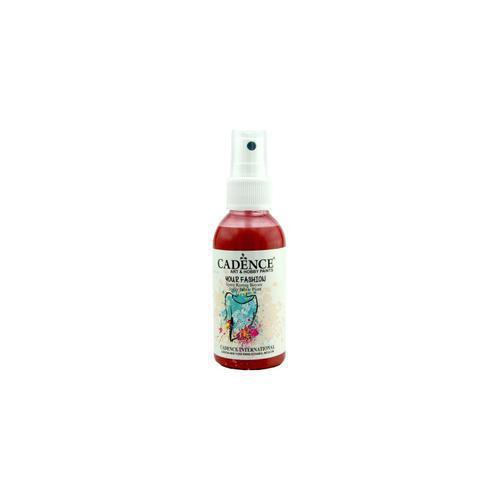 PINTURA SPRAY TEXTIL CARMÍN 100ML